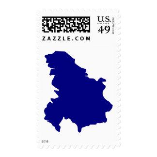 Serbia Postage Stamp