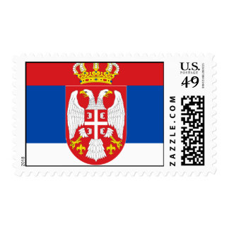 Serbia Postage Stamps