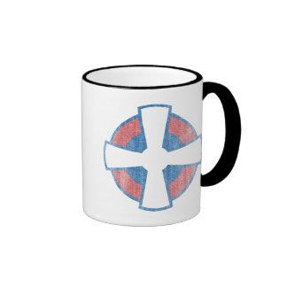 SERBIA RINGER COFFEE MUG