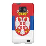 Serbia Samsung Galaxy SII Case