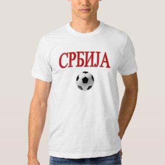 Serbia soccer lovers Beli Orlovi gifts Tee Shirt