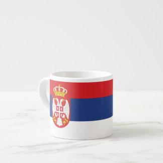 SERBIA 6 OZ CERAMIC ESPRESSO CUP