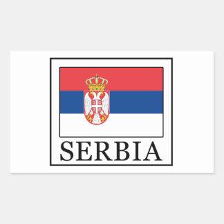 Serbia sticker