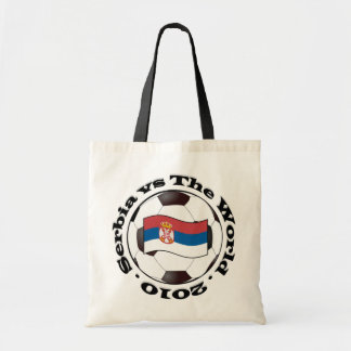 Serbia vs The World Bags