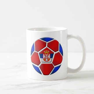 Serbia world cup qualifying White Eagles gifts Classic White Coffee Mug
