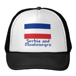 Serbia y Montenegro Gorros