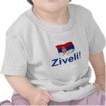 Serbia Ziveli! Tshirts