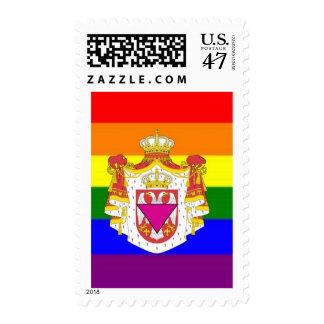 Serbian GLBT Pride Postage
