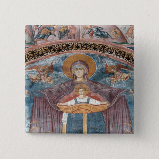 Serbian Orthodox Church, and a UNESCO site, 2 Pinback Button