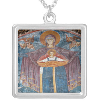 Serbian Orthodox Church, and a UNESCO site, Silver Plated Necklace