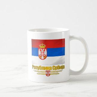"""Serbian Pride"" Gift Ideas Coffee Mug"