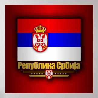 Serbian Pride Poster