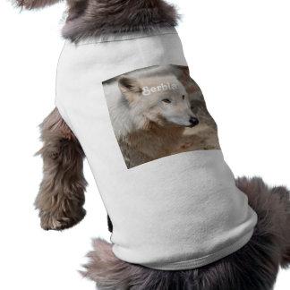Serbian Wolf Pet Clothing