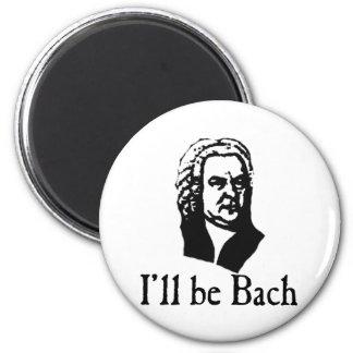 Seré Bach Imán Redondo 5 Cm