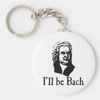 Seré Bach Llavero Redondo Tipo Pin