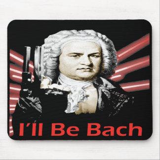 Seré Bach Mousepad