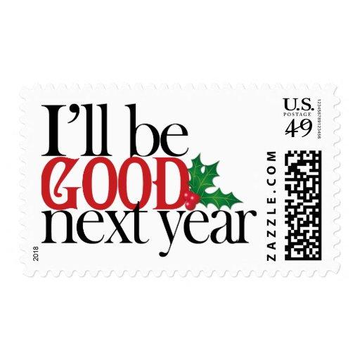 Seré bueno el próximo año franqueo