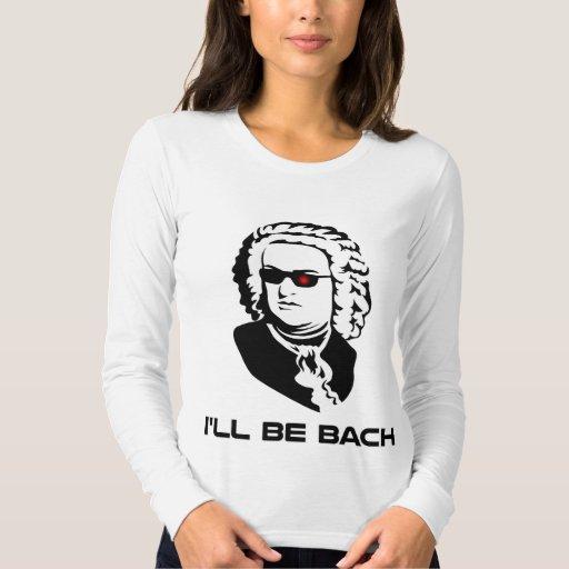 Seré Johann Sebastian Bach Playeras