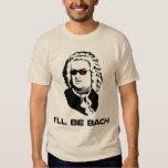 Seré Johann Sebastian Bach Remera