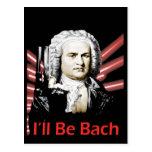 Seré postal de Bach