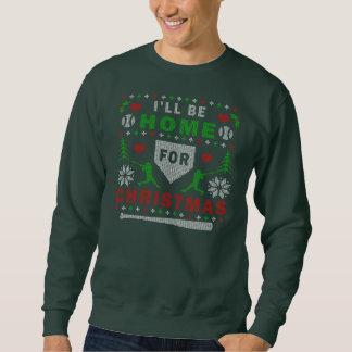 Seré suéter feo casero del navidad