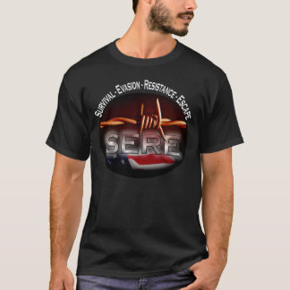 SERE - US military training t-shirt