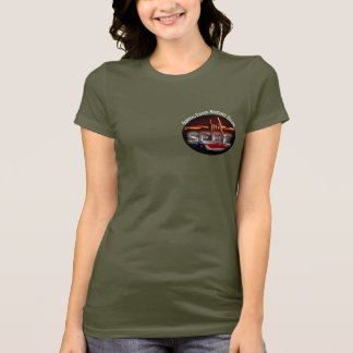 SERE - US military training woman's t-shirt
