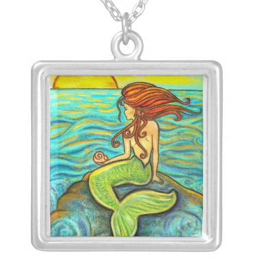 """""""Serena by the Sea"""" Necklace"""