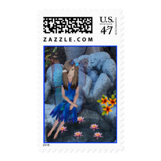 Serena le Bleu Postage