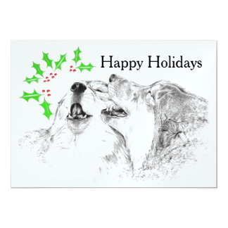 Serenade (Christmas) Card