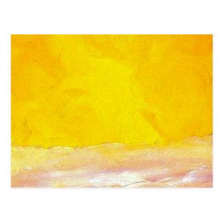 """Serenade""  CricketDiane Ocean Art Postcard"