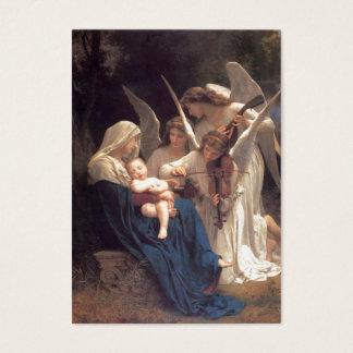 Serenade of Angels Business Card