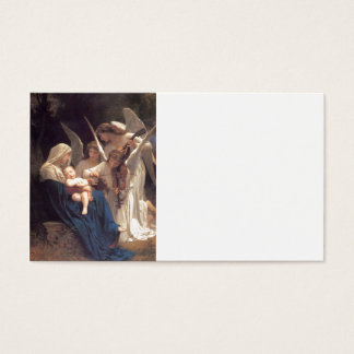 Serenade of Angels Business Card