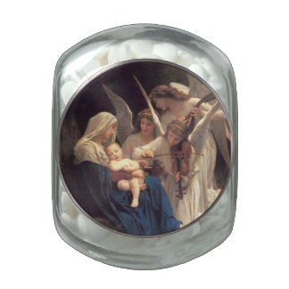 Serenade of Angels Jelly Belly Candy Jar