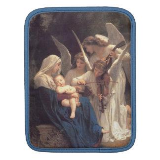 Serenade of Angels Sleeves For iPads