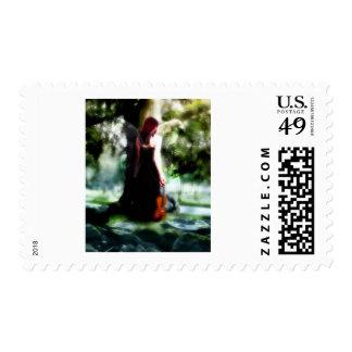 Serenade Stamp