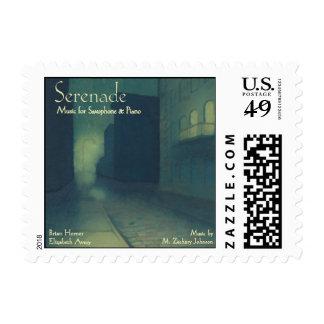 Serenade Postage
