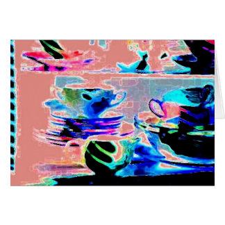 Serenade Sun Stripes Card