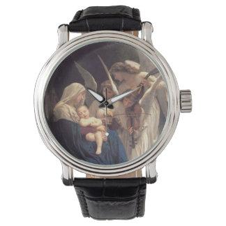 Serenata de ángeles relojes de mano