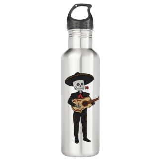 Serenata Mexicana Water Bottle