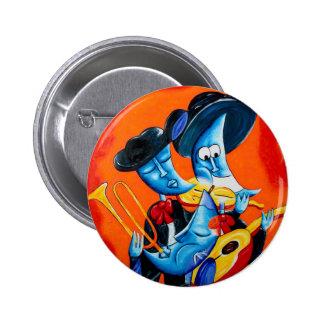 Serenata Pinback Button