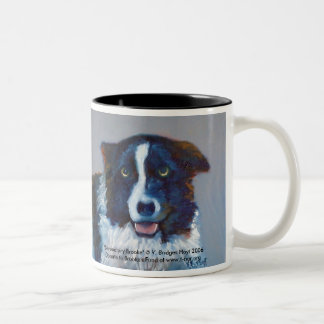 Serendipity Brooke Coffee Mug