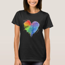 Serendipitydodah - Home of the Mama Bears T-shirt