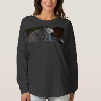 Serene African Grey Parrot Spirit Jersey