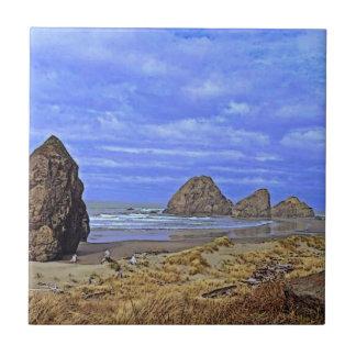 Serene Beach Tiles