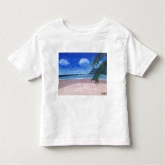 Serene Beach Toddler T-shirt