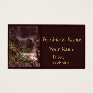 Serene Brook Business Card