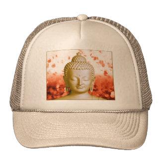 Serene Buddha hat