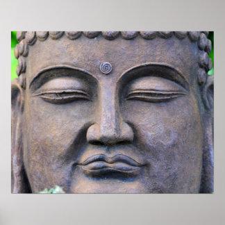Serene Buddha Posters