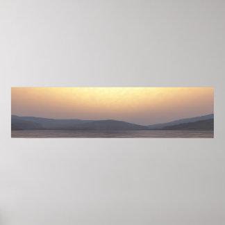 Serene Dawn Poster